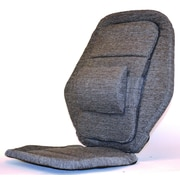 Sacro-Ease Deluxe Back Rest; Charcoal