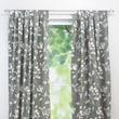 Chooty & Co Antebellum Cotton Top Tab Curtain Single Panel; 108'' H x 54'' W x 0.25'' D