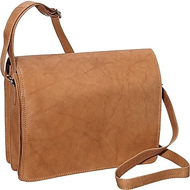 R&R Collections Shoulder Bag; Tan