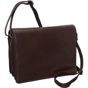 R&R Collections Shoulder Bag; Brown