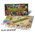 Late for the Sky Wild Animal-opoly Board Game