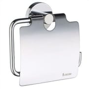 Smedbo Home Wall Mounted Toilet Roll Holder; Polished Chrome