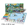 Late for the Sky Fishin'-opoly Board Game