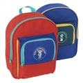 Mercury Luggage Going to Grandma's Children's Backpack; Boy's Multi-Color (Blue Base Color)