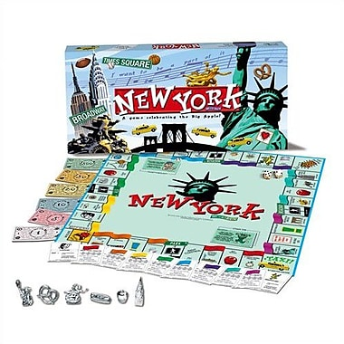 Late for the Sky New York-opoly