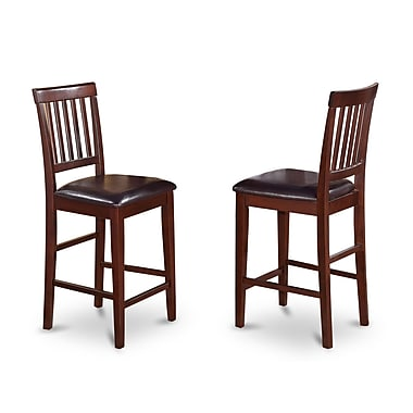 WOIM Vernon 24'' Bar Stool (Set of 2)