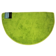 Kashi Home Hailey Slice Rug; Lime