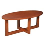 Regency Chloe Coffee Table; Cherry