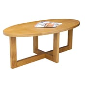 Regency Chloe Coffee Table; Oak