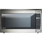 Panasonic 2.2 Cu. Ft. 1250W Countertop/Built-In Microwave in Stainless Steel