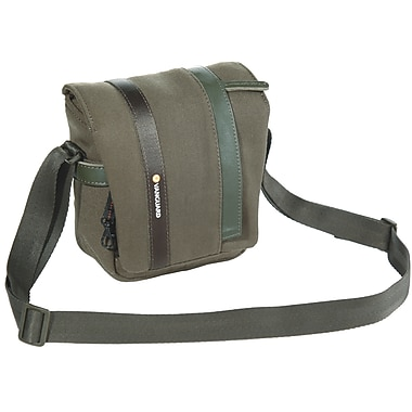 Vanguard Vojo 13 Travelling Shoulder Bag, Green