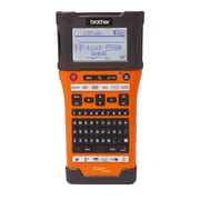 Brother P-Touch PT-E550W Industrial Portable Handheld Labeling Tool