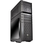 Cooler Master® HAF-935-KWN1 Mod-Tower Stackable Chassis, Midnight Black