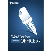 Corel™ WordPerfect Office X7 Standard Edition Desktop Software Upgrade