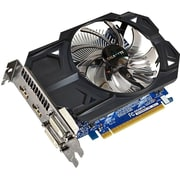 GIGABYTE™ NVIDIA GeForce GTX 750 2GB Plug-In 5000 MHz Graphic Card