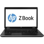 HP® ZBook 17 17.3 LED Notebook, Intel i7-4800MQ Quad-Core 2.70 GHz