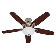 "Hunter® Builder Deluxe 52"" 5 Blades Ceiling Fans"