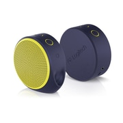 Logitech® X100 Mobile Wireless Speaker, Yellow