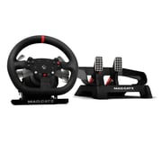 Mad Catz® MCB48503NM02/01/1 Pro Racing™ Force Feedback Gaming Wheel and Pedals, XBox One