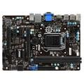 msi® H81M-E35 V2 16GB Micro ATX Desktop Motherboard