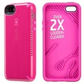 Speck® CandyShell Amped Case For iPhone 5/5S, Raspberry Pink/Shocking Pink