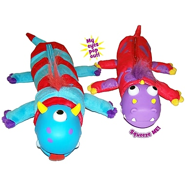 Inkology Bug Eye Pencil Pouch Monsters