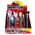 Inkology Rock Star Guitar Pens Case of 12
