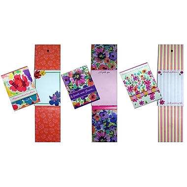 Inkology Watercolors Magnetic Pocket Notes