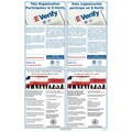 ComplyRight™ E-Verify & Right To Work Bilingual Poster