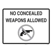 ComplyRight™ Concealed Weapons Law Poster