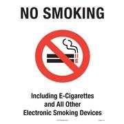 ComplyRight™ No E-Cigarettes Poster