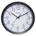 Westclox® 14in. Commercial Analog Wall Clock, Black