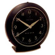 "Westclox® 4"" Big Ben Analog Alarm Clock, Black"