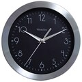 Westclox® 9in. Metal Analog Wall Clock