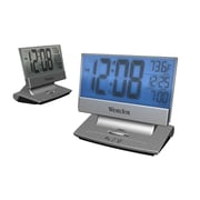Westclox® Plasma LCD Digital Alarm Clock