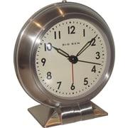 Westclox® 4 1/2 Big Ben Classic Alarm Clock, Silver