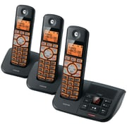 Motorola 6.0 K703B Cordless Phone System with Caller ID & Answering, 3 Handset System