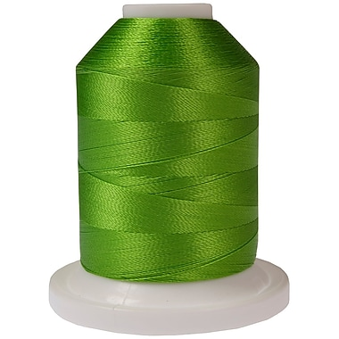 American & Efird® Super Strength Rayon® Solid Color Embroidery Thread, 1100 yds., Emerald