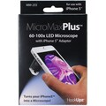Carson® Optical MicroMax Plus™ 2 LED Pocket Microscope For iPhone 5/5S