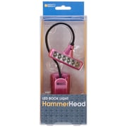 Mighty Bright® 6 Light HammerHead LED Book Light, Light Pink