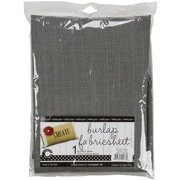 Canvas Corp Packaged Fabric, 36 x 30, Gray