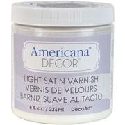 Deco Art® Americana® Decor™ 8 oz. Decor Varnish, Light Satin