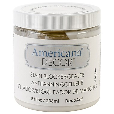 DecoArt® Americana® Decor™ 8 oz. Decor Stain Blocker/Sealer, Clear