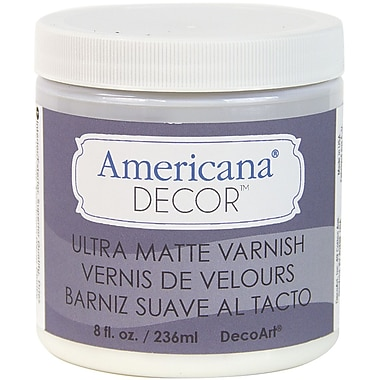 Deco Art® Americana® Decor™ 8 oz. Decor Varnish, Ultra Matte