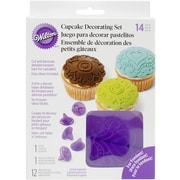 Wilton Hearts Cupcake Decorating Set