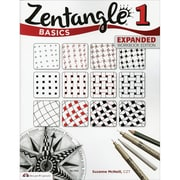"Design Originals ""Zentangle 1 Basics"" Book"