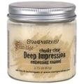 Stampendous® 2.15 oz. Deep Impression Chunky Embossing Enamel, Clear