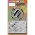 Stampendous® 5in. x 8in. NK Studio Cling Rubber Stamp, Wired