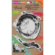 "Stampendous® 7"" x 5"" Mixed Media Cling Rubber Stamps"