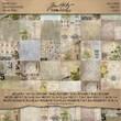 "Advantus® Idea-Ology 12"" x 12"" Paper Stash Paper Pad, Wallflower"